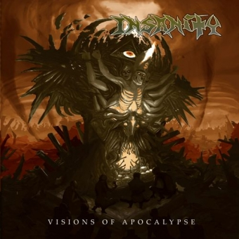 Insanity - Visions of the Apocalypse - LP
