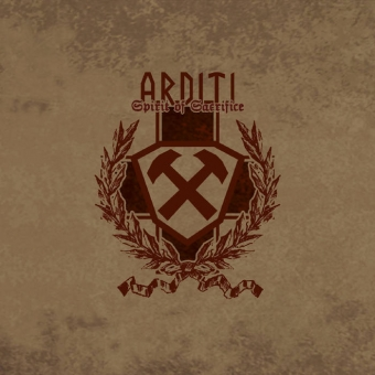 Arditi - Spirit of Sacrifice - DigiCD