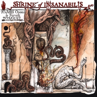 Shrine of Insanabilis - Tombs opened... - Digisleeve EP