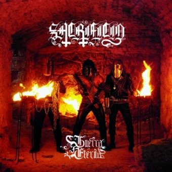 Sacrificio - Guerra eterna - CD