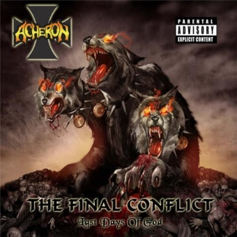 Acheron - The Final Conflict: Last Days of God - CD