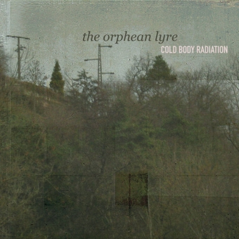 Cold Body Radiation - The Orphean Lyre - DigiCD