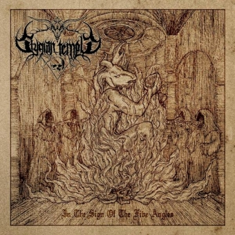 Stygian Temple - In the Sign of the Five Angles - CD
