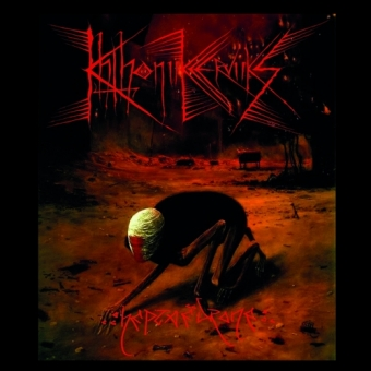 Khthoniik Cerviiks - Heptaedrone - CD