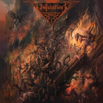 Inquisition - Nefarious Dismal Orations - DLP