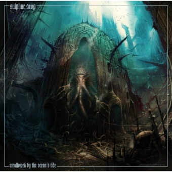 Sulphur Aeon - Swallowed by the Ocean's Tide - LP
