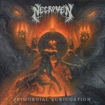 Necroven - Primordial Subjugation - CD