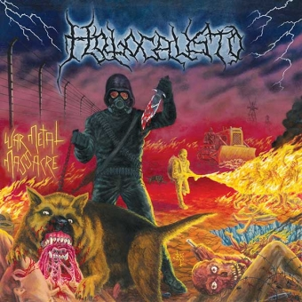 Holocausto - War Metal Massacre - CD