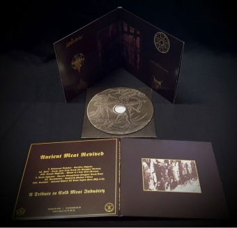 V/A - A Tribute To Cold Meat Industry - Digipak CD