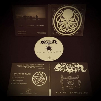 Disembowel - Act of Invocation - Digipak MCD