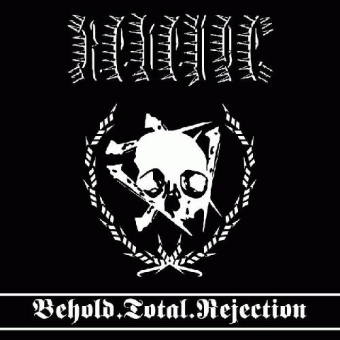Revenge - Behold.Total.Rejection - CD