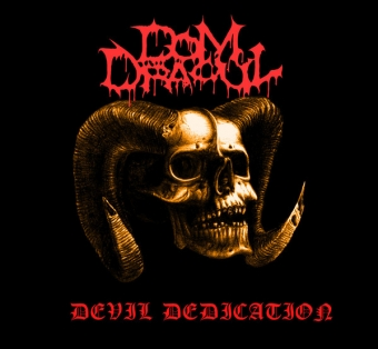 Dom Dracul ‎– Devil Dedication - Digipak