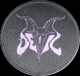 Devil - Patch (lila)