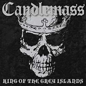 Candlemass - King Of The Grey Islands - CD