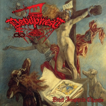 Devilpriest - Devil Inspired Chants - LP