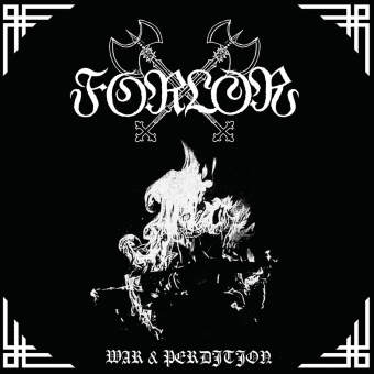 Forlor - War & Perdition - CD