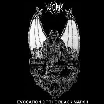 Worm - Evocation of the Black Marsh - LP