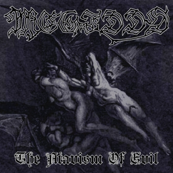Megiddo - The Atavism Of Evil  - CD