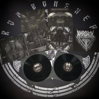 Adversarial / Paroxsihzem - Warpit of Coiling Atrocities - LP