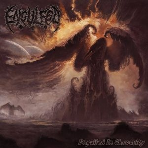 Engulfed - Engulfed in Obscurity - CD
