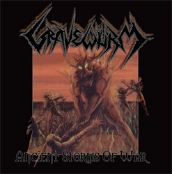 Gravewürm -  Ancient Storms Of War - LP