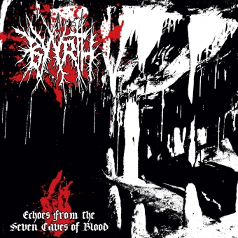 Byyrth - Echoes from the Seven Caves of Blood - CD