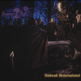 Funerary Bell - Undead Revelations - Digi CD