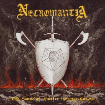 Necromantia - The Sound Of Lucifer Storming Heaven - LP