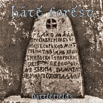 Hate Forest - Battlefields - CD