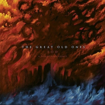 The Great Old Ones - EOD: A Tale Of Dark Legacy - Digi CD