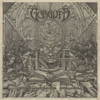 Gorguts - Pleiades Dust - Digipak CD