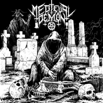 Medieval Demon - Medieval Necromancy - CD