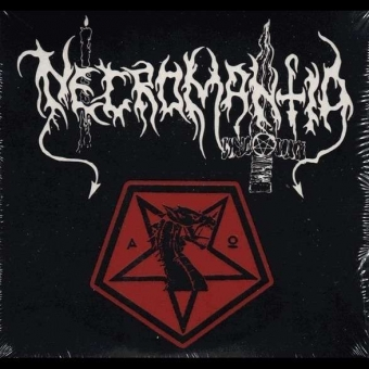 Necromantia - Chthonic Years / Demo Collection - Digi 2CD