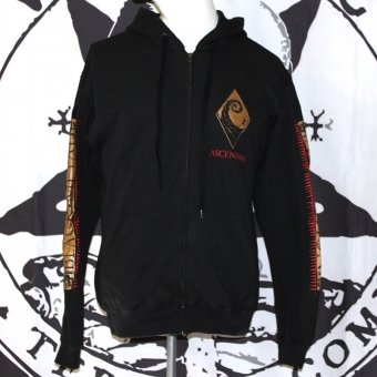 Ascension - Under Ether - Hooded Zipper