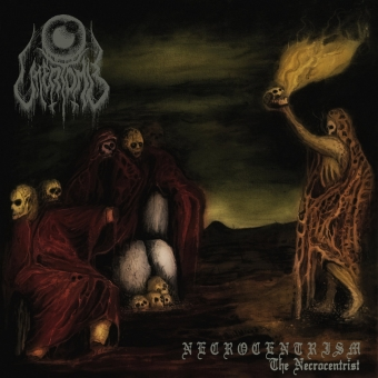 Uttertomb - Necrocentrism: The Necrocentrist - LP