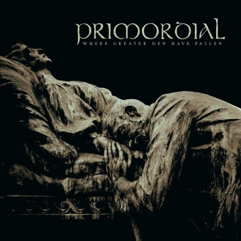 Primordial - Where Greater Men Have Fallen - CD + DVD