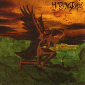 My Dying Bride - The Dreadful Hours - DigiCD