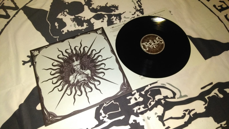 Flagellant / Orcivus - Split LP