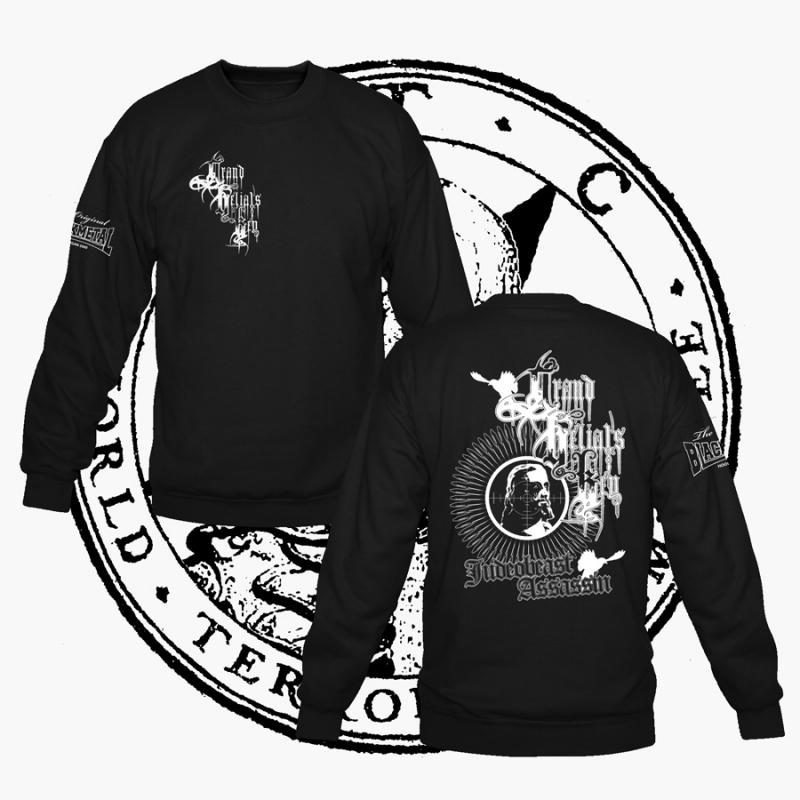 Grand Belials Key - Judeobeast Assassin - Sweatshirt