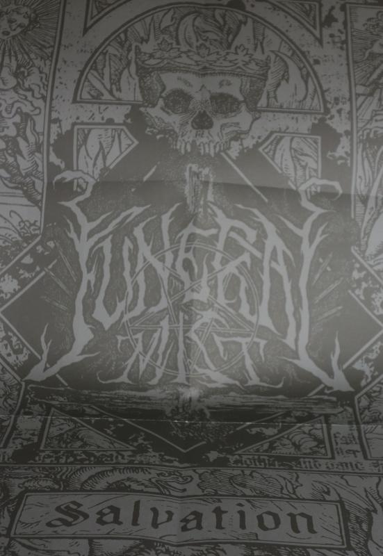 Funeral Mist - Salvation - Gatefold DLP