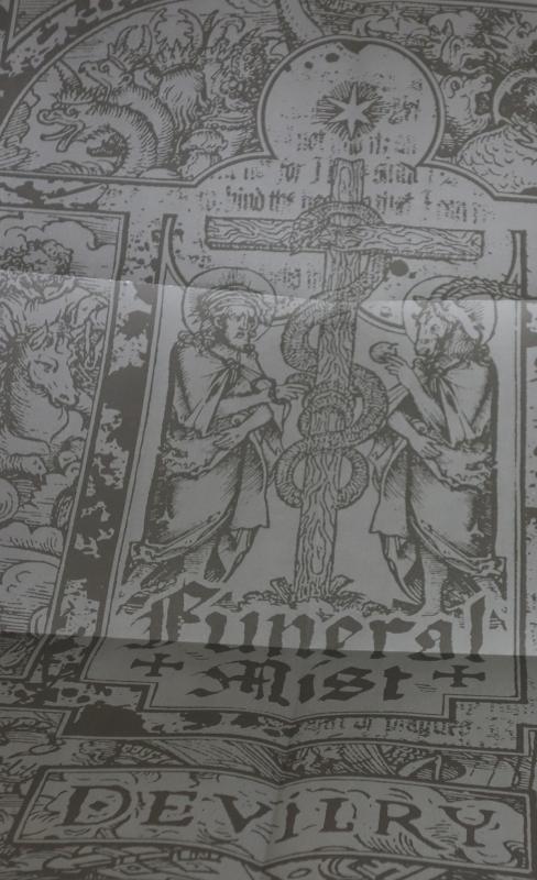 Funeral Mist - Devilry - LP