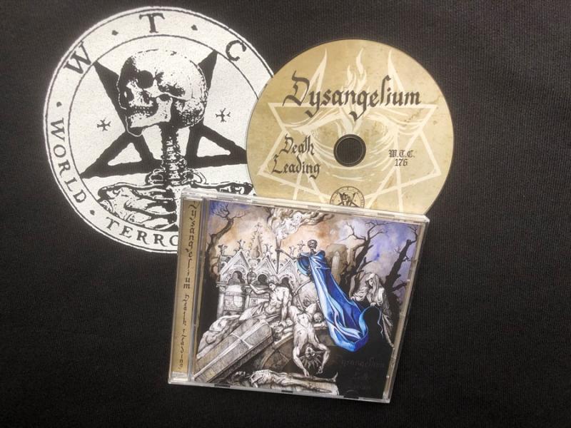 Dysangelium - Death Leading - CD