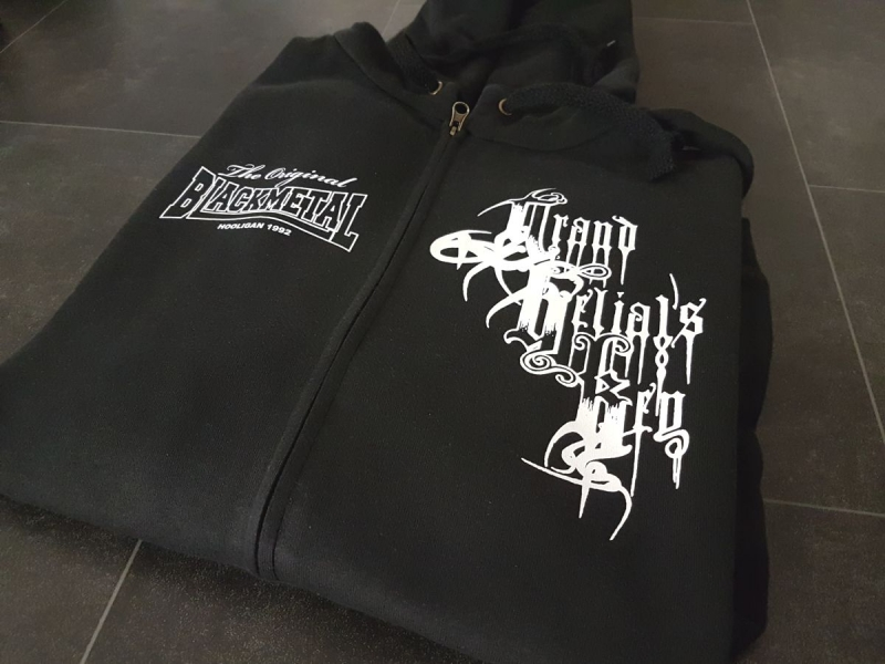 Grand Belials Key - Judeobeast Assassin - Hooded Zipper