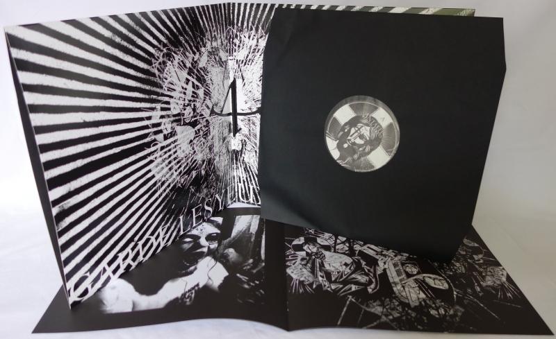 Antaeus - Blood Libels - Gatefold LP