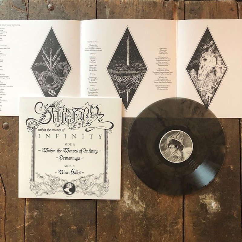 Sinmara - Within The Weaves Of Infinity - LP