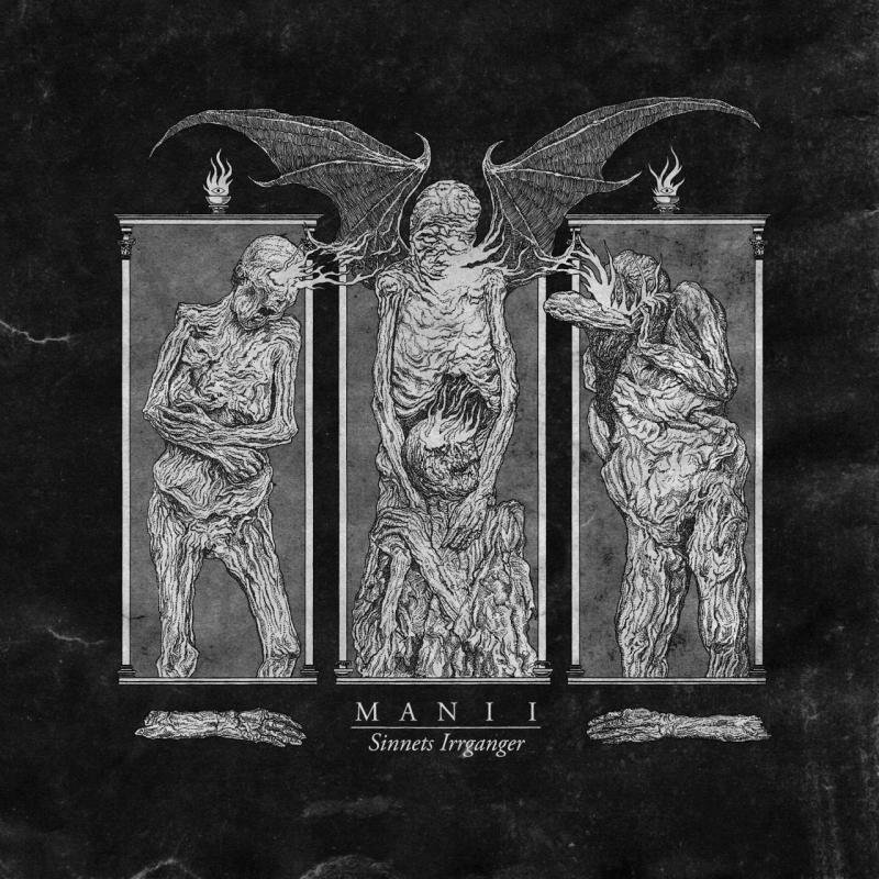 Manii - Sinnets Irrganger - LP