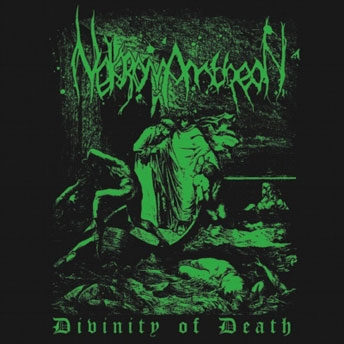 Nekromantheon - Divinity of Death - CD
