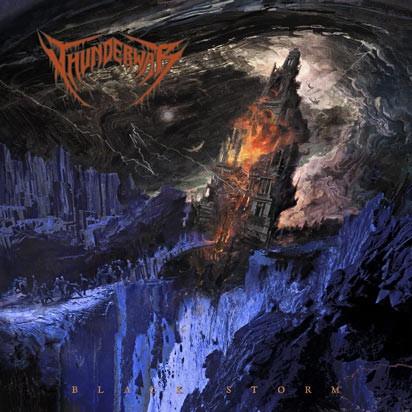 Thunderwar - Black Storm / The Birth of Thunder - Digi DCD