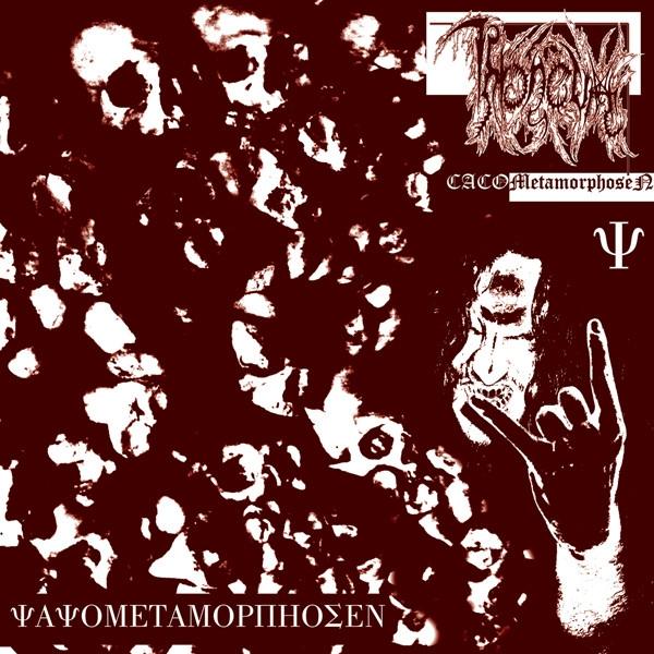 Throneum - CACOMetamorphoseN - LP