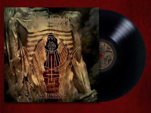 Naer Mataron -  Lvcitherion (Temple Of The Radiant Sun) - Gatefold LP